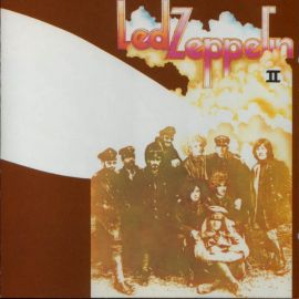 CD Led Zeppelin - II