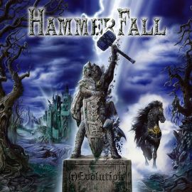 Hammerfall - (r)Evolution Limited