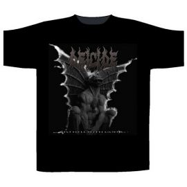 Tricou DEICIDE - Gargoyle To Hell With God