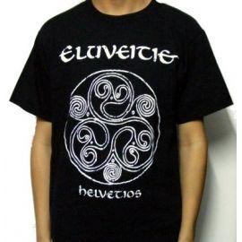 Tricou ELUVEITIE - Helvetios
