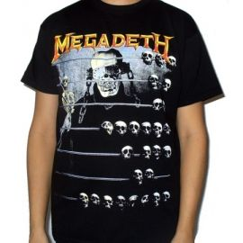 Tricou MEGADETH - Countdown to Extinction