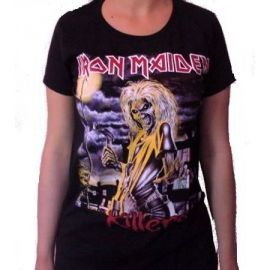 Tricou girlie IRON MAIDEN - Killers
