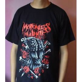 Tricou MOTIONLESS IN WHITE - Evil Crow