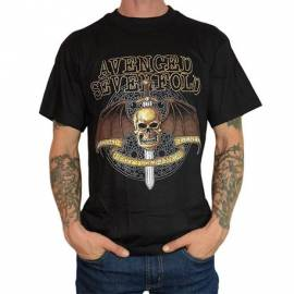 Tricou AVENGED SEVENFOLD - Heavy Fucking Metal