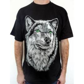 Tricou imprimat - Lup