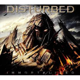 CD Disturbed - Immortalized