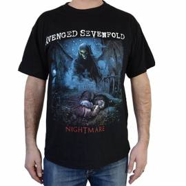 Tricou AVENGED SEVENFOLD - Nightmare