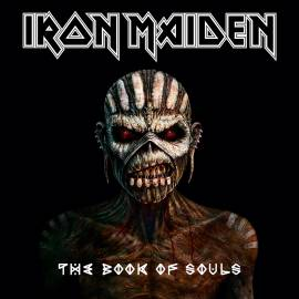 Vinyl Iron Maiden - Book of Souls