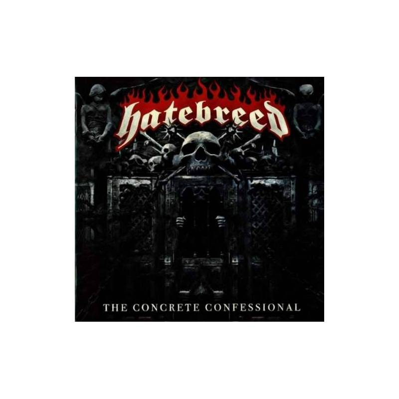 Cd hatebreed concrete confessional - Cd concreet ...