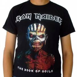 Tricou IRON MAIDEN - The Book of Souls