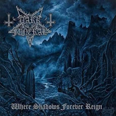 CD Dark Funeral - Where Shadows Forever Reign