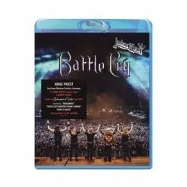 BLU-RAY Judas Priest - Battle Cry