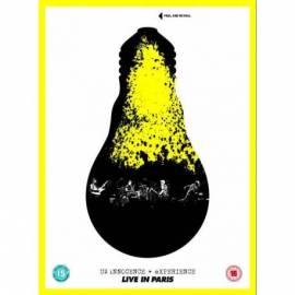 DVD U2 - Innocence + Experience Live In Paris