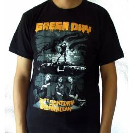 Tricou GREEN DAY - 21'st Century Breakdown - Model 2