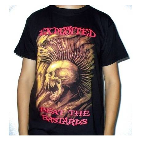 Tricou THE EXPLOITED - Beat the Bastards