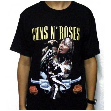 Tricou GUNS N'ROSES - Use Your Illusion