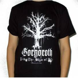Tricou GORGOROTH - Under The Sign Of Hell