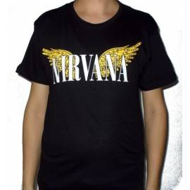 Tricou NIRVANA - Wings