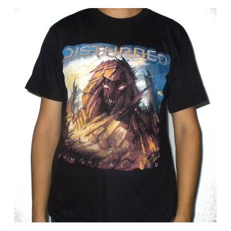 Tricou DISTURBED - Immortalized
