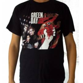 Tricou GREEN DAY - American Idiot
