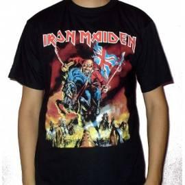 Tricou IRON MAIDEN - Maiden England