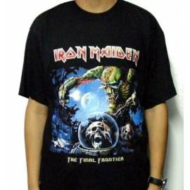 Tricou IRON MAIDEN - The Final Frontier