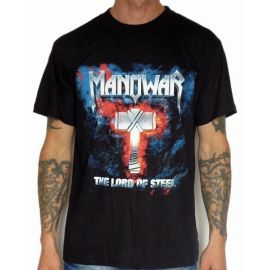 Tricou MANOWAR - The Lord of Steel - Hammer
