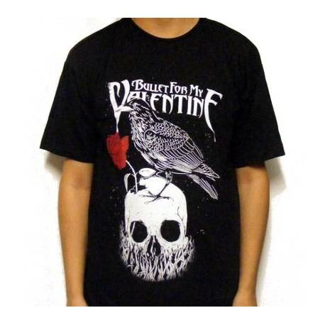 Tricou BULLET FOR MY VALENTINE - Raven