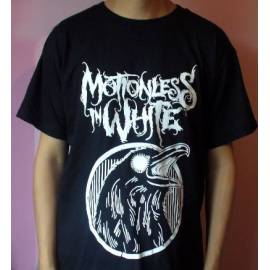 Tricou MOTIONLESS IN WHITE - Crow