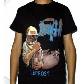 Tricou DEATH - Leprosy