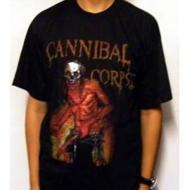 Tricou CANNIBAL CORPSE - Torture