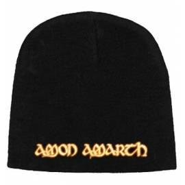 Caciula AMON AMARTH - Gold Logo