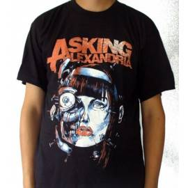 Tricou ASKING ALEXANDRIA - Cyborg Girl