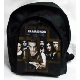 Rucsac RAMMSTEIN - Band