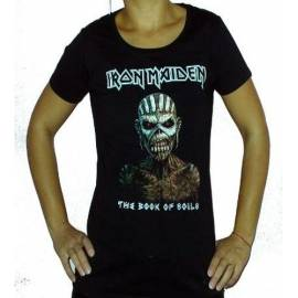 Tricou girlie IRON MAIDEN - The Book of Souls