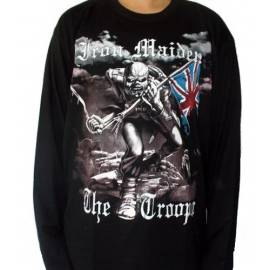 Tricou Long Sleeve IRON MAIDEN - The Trooper