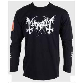 Tricou Long Sleeve MAYHEM - Legion Norge