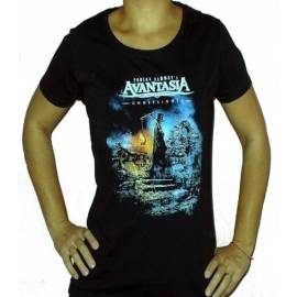 Tricou Girlie AVANTASIA - Ghostlights