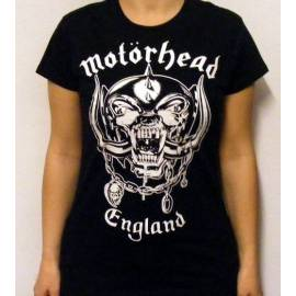 Tricou fete MOTORHEAD - England
