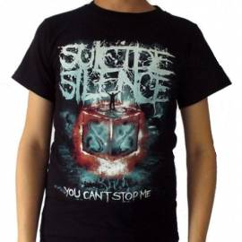 Tricou SUICIDE SILENCE - You Can't Stop Me