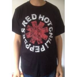 Tricou RED HOT CHILI PEPPERS - Aztec Logo