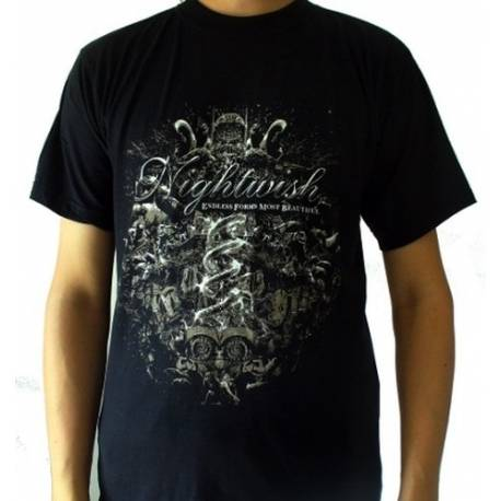 Tricou NIGHTWISH - Endless Forms Most Beautiful - Model 2