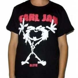 Tricou PEARL JAM - Alive