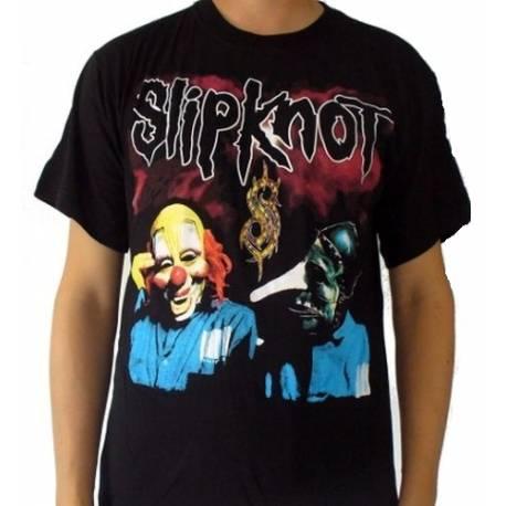Tricou SLIPKNOT - Two Masks