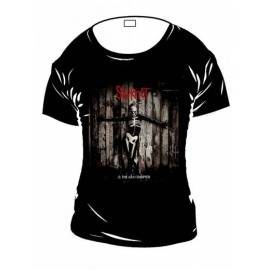 Tricou girlie SLIPKNOT - The Gray Chapter - Model 2