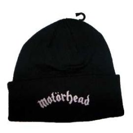 Caciula MOTORHEAD - Logo alb