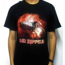 Tricou LED ZEPPELIN - Explosion