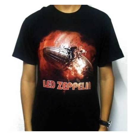 Tricou LED ZEPPELIN - Explosion
