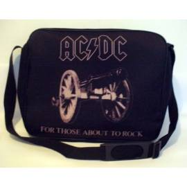 Geanta rock AC/DC - For Those Abouth To Rock