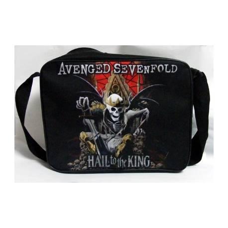 Geanta Avenged Sevenfold - Hail to the King